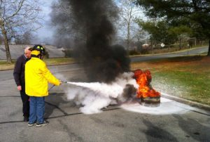 seymour-volunteer-fire-department-training